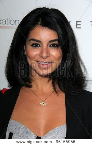 SAN DIEGO - JUL 16:  Rima Fakih at the 9th Annual Celebrity Bowl for Charity at the Lucky Strike on July 16, 2015 in Los Angeles, CA