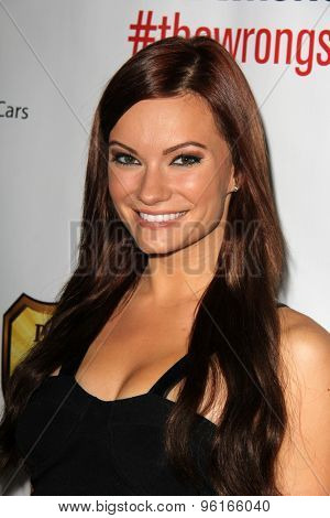 LOS ANGELES - JUL 14:  Caitlin O'Connor at the