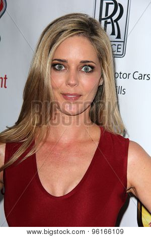 LOS ANGELES - JUL 14:  Christina Moore at the