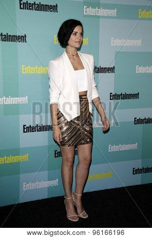 SAN DIEGO - JUL 11:  Jaimie Alexander at the Entertainment Weekly's Annual Comic-Con Party at the FLOAT at The Hard Rock Hotel  on July 11, 2015 in San Diego, CA