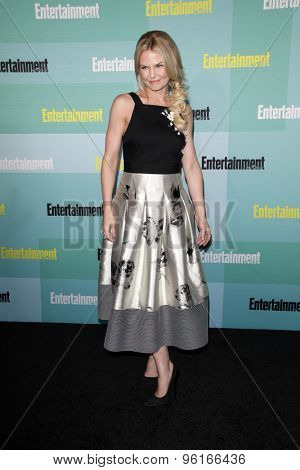 SAN DIEGO - JUL 11:  Jennifer Morrison at the Entertainment Weekly's Annual Comic-Con Party at the FLOAT at The Hard Rock Hotel  on July 11, 2015 in San Diego, CA