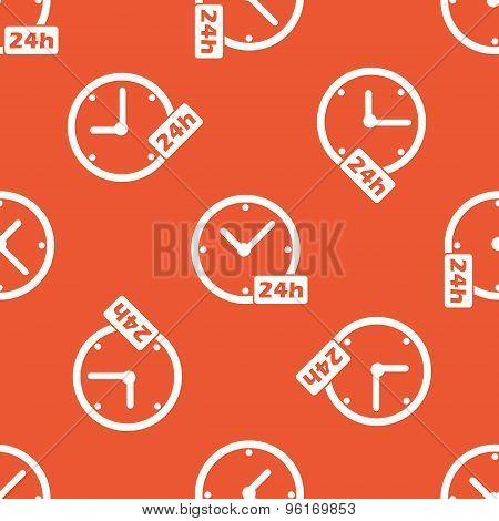Orange 24h workhours pattern