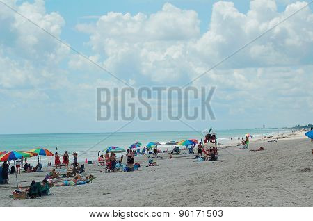 Indialantic Beach, FL USA, July 15, 2015