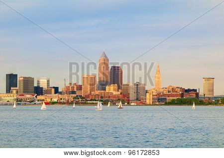 Cleveland On The Water