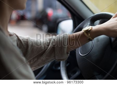 Young driving