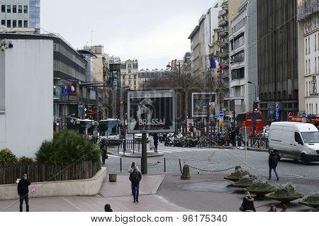 Forecourt Tour Montparnasse