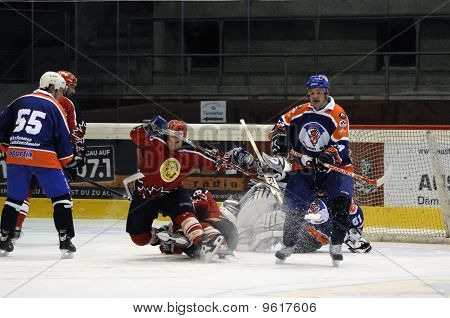 Zell am See Oldies vs Pallojussit