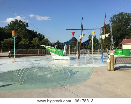 Our Special Harbor Spray Park