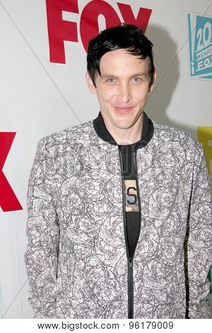 SAN DIEGO, CA - JULY 10: Robin Lord Taylor arrives at the 20th Century Fox/FX Comic Con party at the Andez hotel on July 10, 2015 in San Diego, CA.