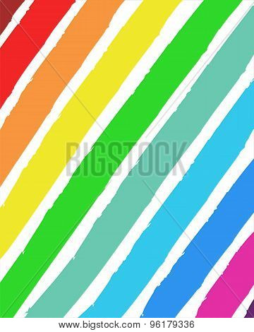 Color spectrum background.