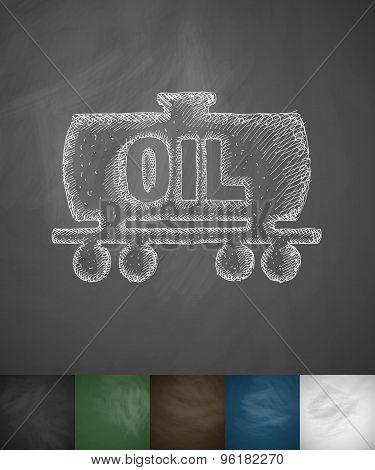 oil tank icon