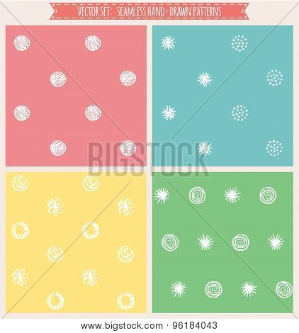 4 Seamless Patterns