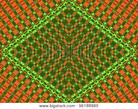 Geometrical Background. Collection - Cells. Artwork For Creative Design, Art And Entertainment