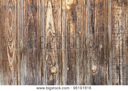 Spruce Boards Fence Texture