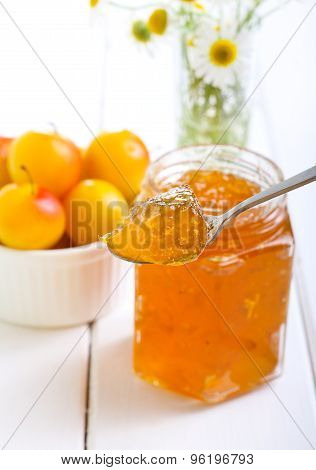 Yellow Plum Marmalade