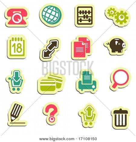 Web ícones