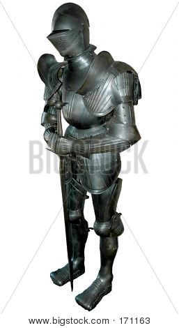 Full Armor  Of The Knight