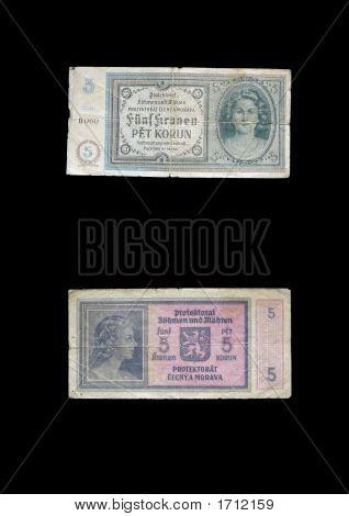 Protektorat 5 Kronen
