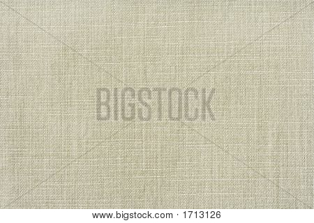 Linen Canvas Background.