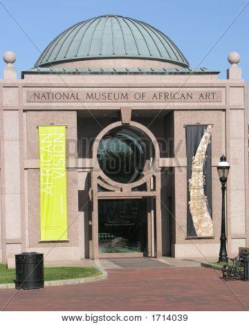 National Museum Of African Art(Washington Dc)