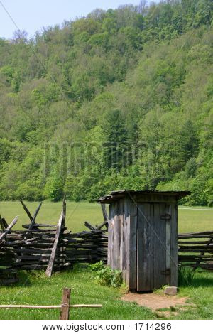 Structures - Great Smoky Mountains National Park
