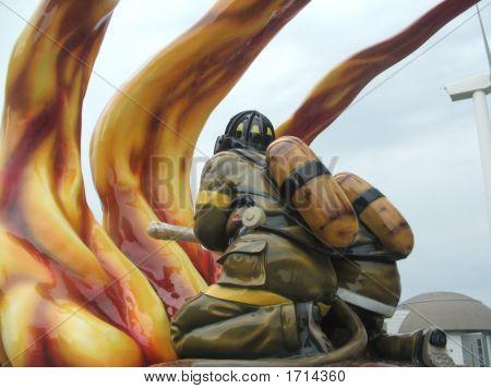 Fire Men Battle