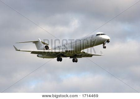 Commuter Jet Big Stock