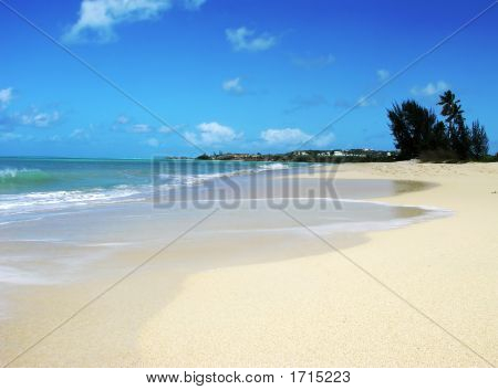 Caribbean Perfect Beach
