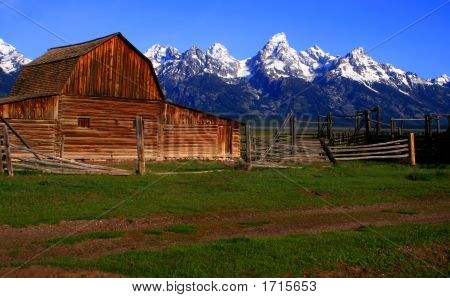Mormon Barn 3