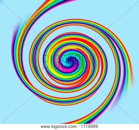 Spiral Rainbow