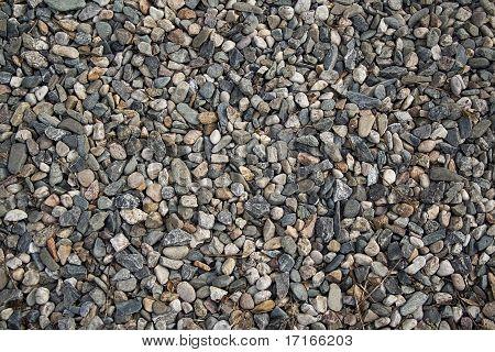 Stones, Gravel