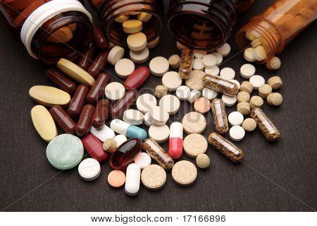 Health care still life