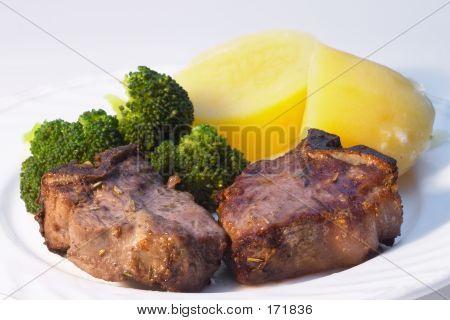 Lamb Chops 1