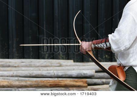 Archer Getting Ready
