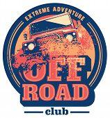 offroader poster
