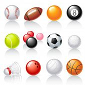 pic of snooker  - Sport equipment icons - JPG