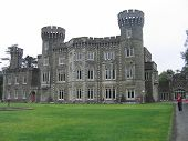 foto of olden days  - I shot this photo at a Irish castle in county cork - JPG