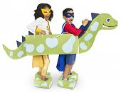 Little Kids Superherokids Dinosaur Costume poster
