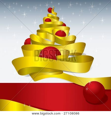 Christmas Design (vector). In the gallery also available XXL jpeg image made from this vector