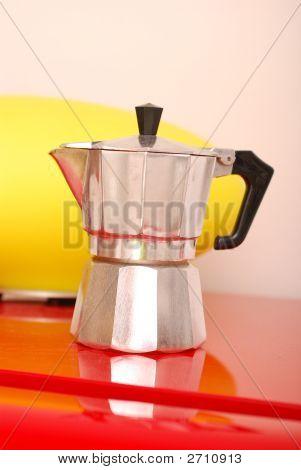 Italian Coffee Moka
