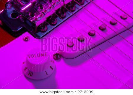 Elctric Guitar Volume