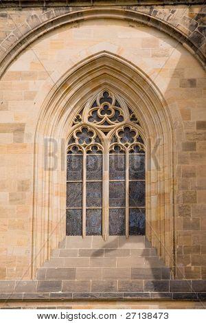 schöne Kathedrale in Prag, Tschechische Republik