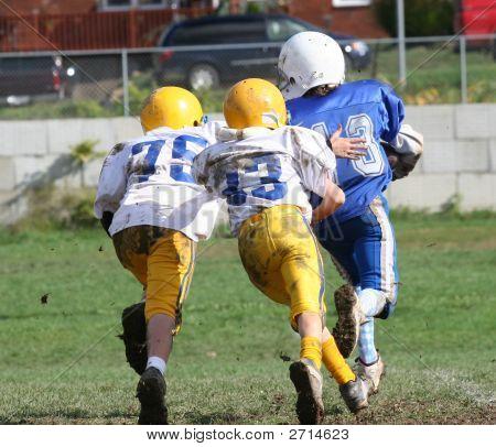 Youth Football Play