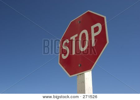 Stop Sign #1