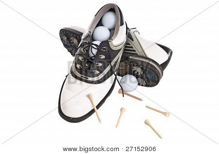 Woman's Golf Shoes