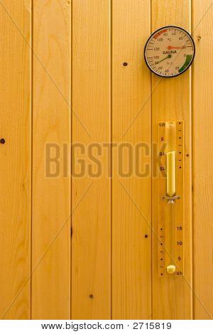 Sauna Gauges