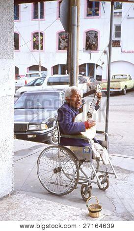 Mexican musician.