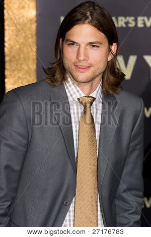 HOLLYWOOD, CA - DECEMBER 5: Actor Ashton Kutcher arrives at the premiere of