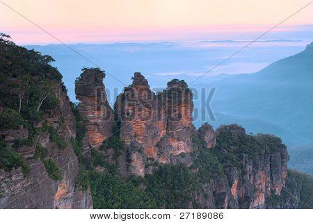 Three Sisters - Blue Mountains - Australia