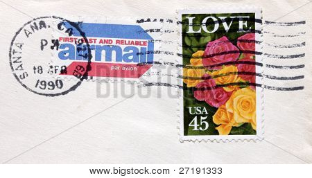 Love Air Mail
